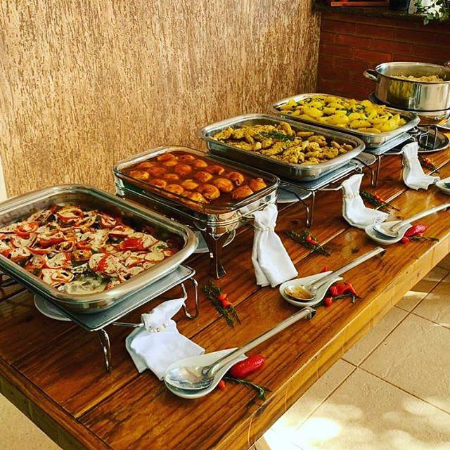 Buffet Rocha'S  #casamento2020👰 #casame