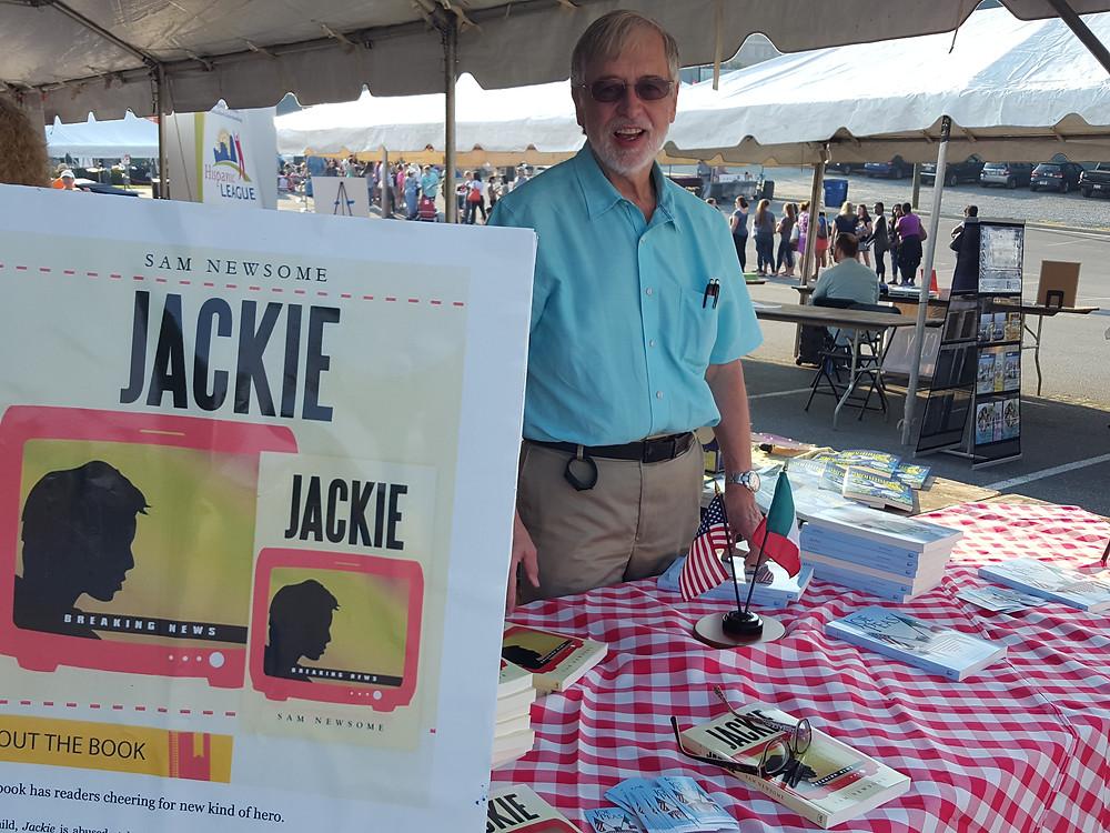 bookmarks Festival, Winston-Salem 9/10/2016