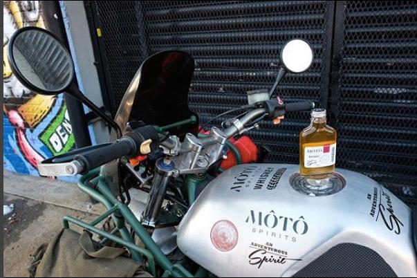 Sweat & Sound Adventure Diaries Partner Moto Spirits