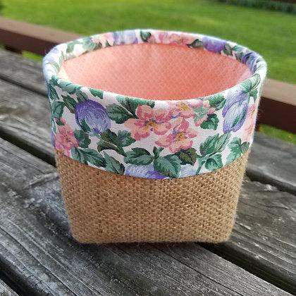 Peach Delight mini basket