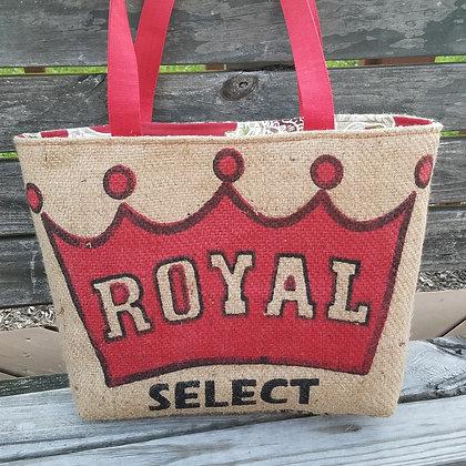 Royal Red Select tote bag