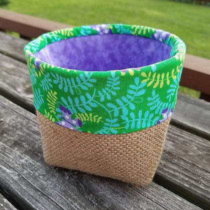 Butterflies Are Back mini basket