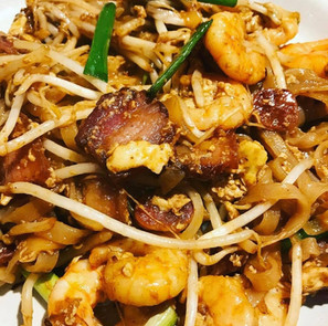 Penang Char Teow (Spicy or mild)