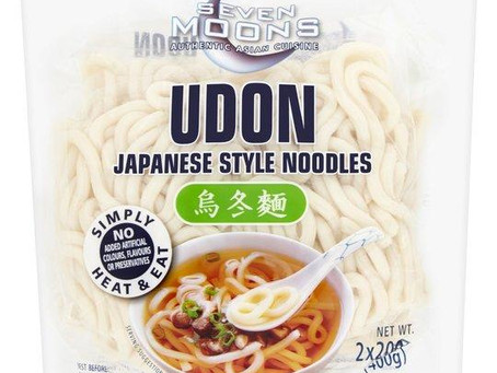 Recipe of the month: Minced Pork Noodles