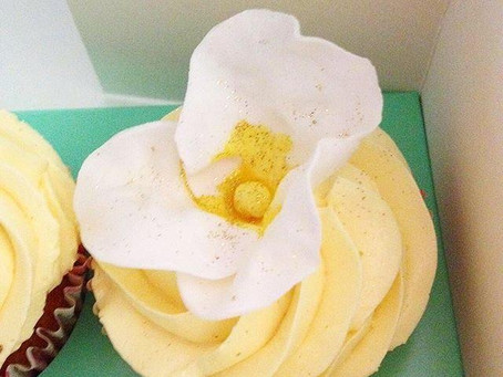 Recipe of the month: Cappuccino Cupcakes!