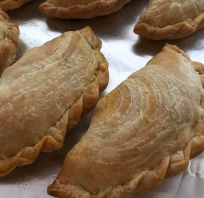 Curry Puffs (chicken and potato or vegetable)