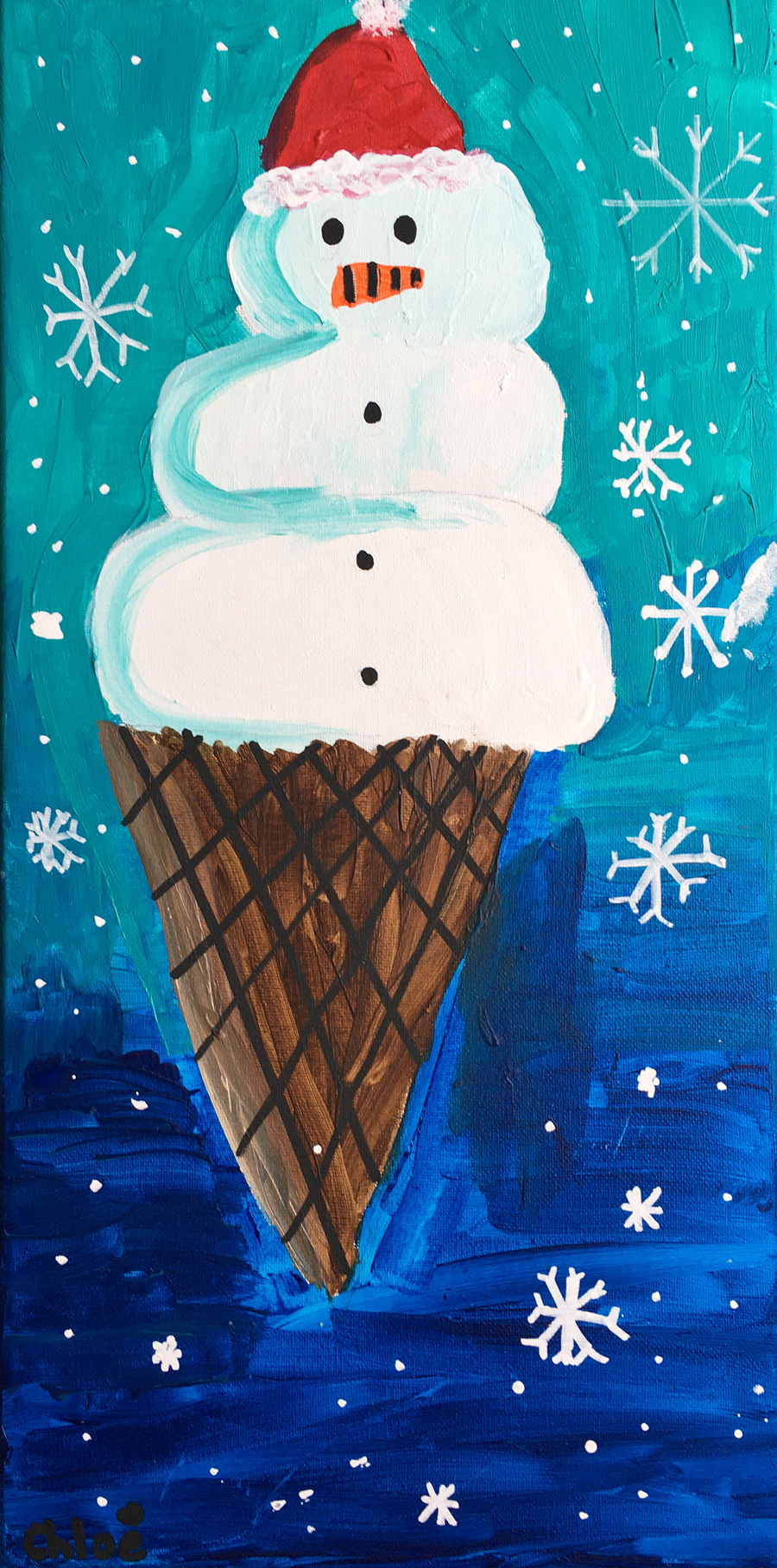 Snowmancone 3