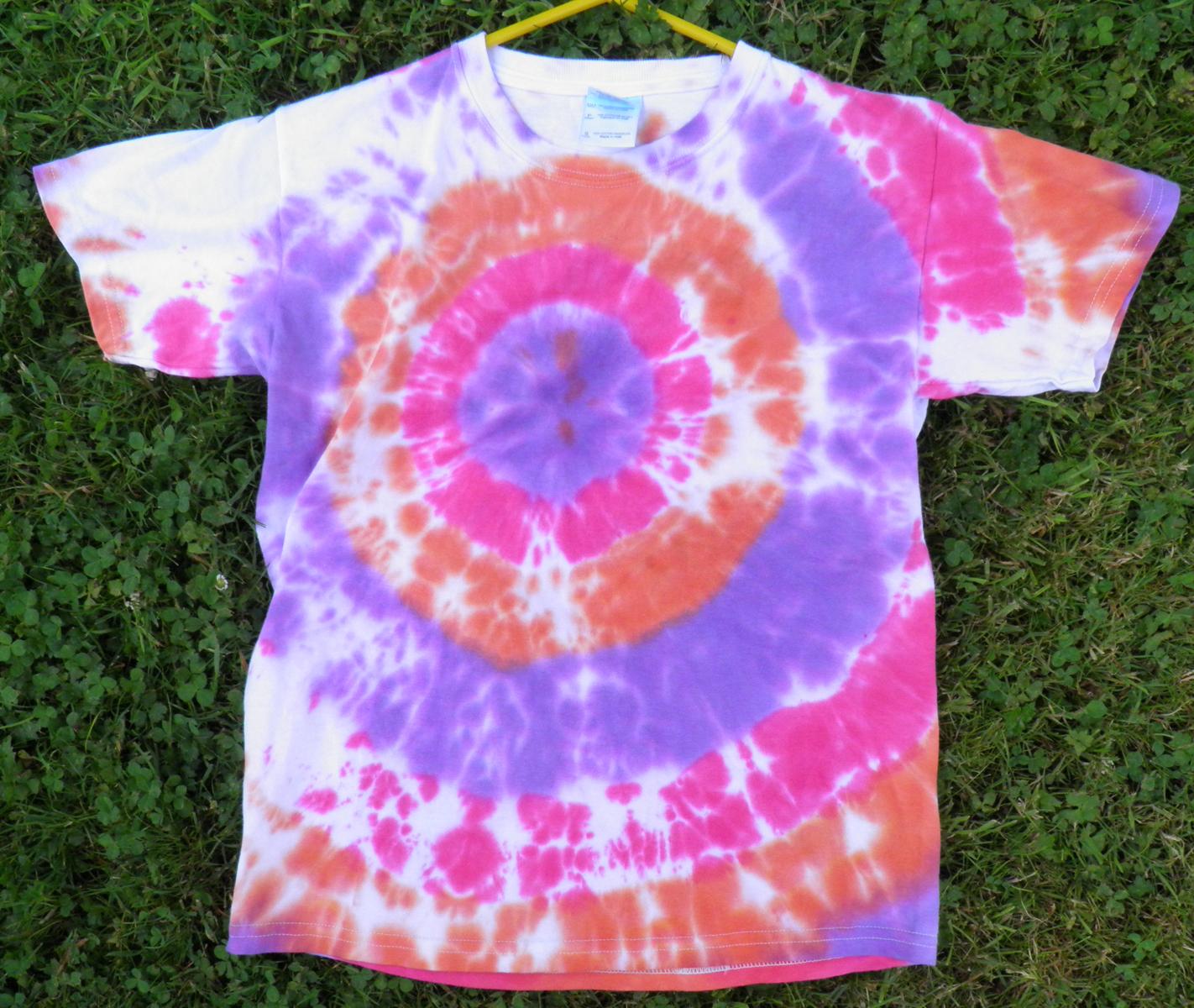 Tie Dye T Shirt