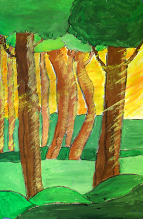 Emily Carr Trees