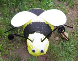 Paper Mache Bee