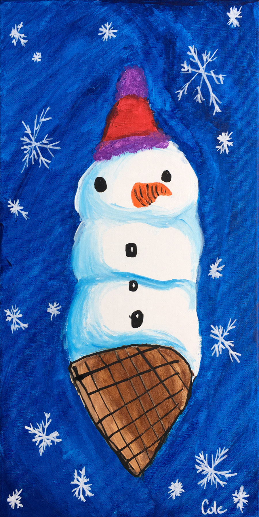 Snowmancone 2