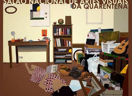 Salão da Quarentena e a seleção dos artistas