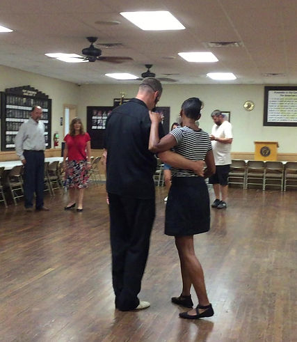 Swing Dance Review