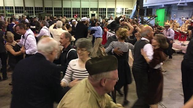 CAF Veterans Dinner & 40's Swing Band Hangar Dance