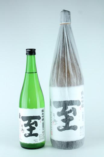 佐渡の地酒 逸見酒造さんの醸す真稜(しんりょう) 至(いたる)純米吟醸 ・純米酒 取扱始めました。岡山県 津山市 酒井酒店オンライン
