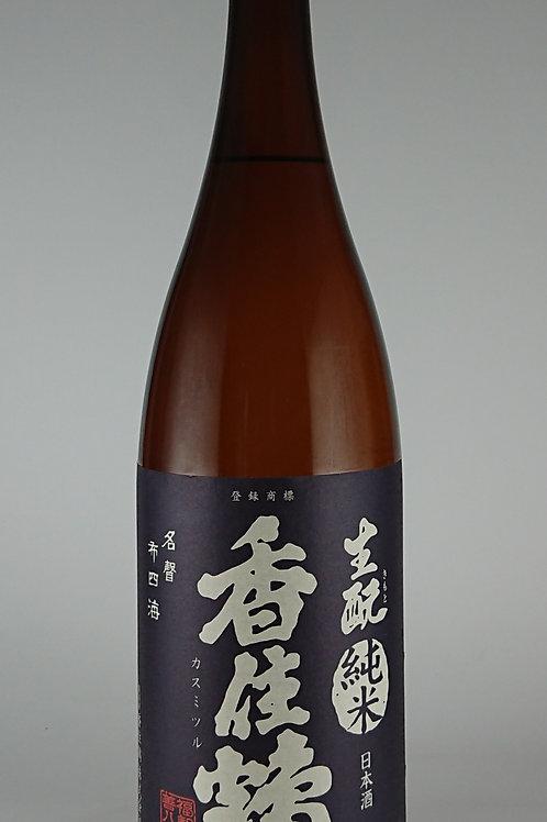 香住鶴 生酛 純米  1800ml
