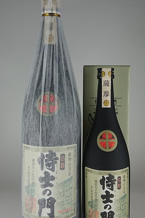 本格i芋焼酎 侍の門 720ml(箱入り)