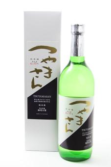 米も水も蔵元も100%津山産のお酒!「つやまさん」
