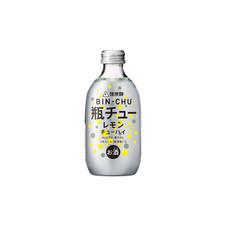 津山で売れているチューハイ【瓶チューレモン】