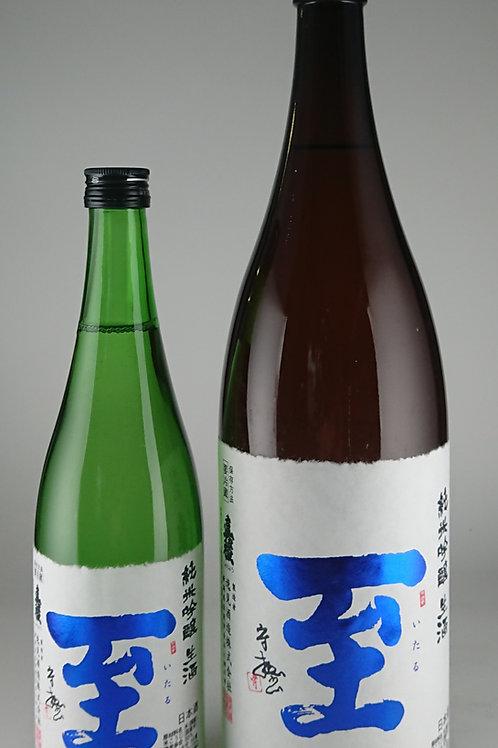 真稜 至(いたる) 純米吟醸  生酒 720ml