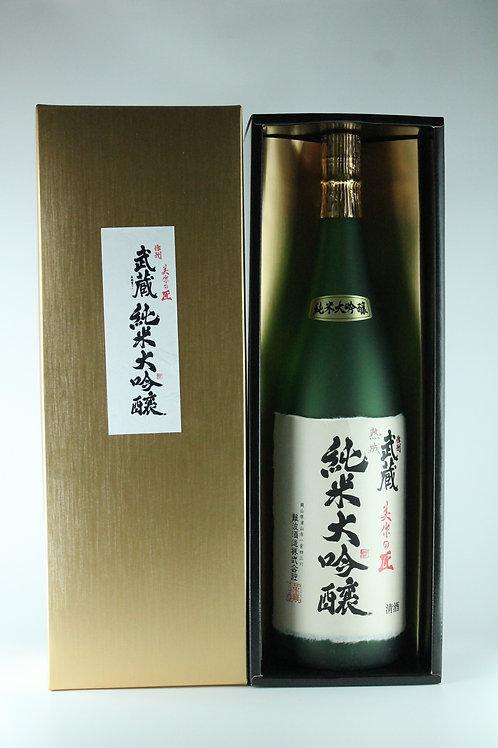 作州 武蔵 美作の匠 純米大吟醸 1800mlギフト