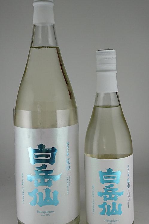 白岳仙 純米吟醸 夏虫 720ml