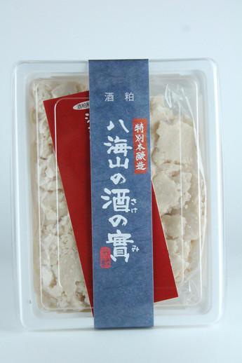 新潟 八海山の酒の實 特別本醸造 酒粕(板粕)入荷です!