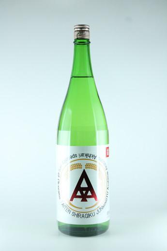 大典白菊 純米酒 ❝トリプルA❞ 火入れ 入荷です!