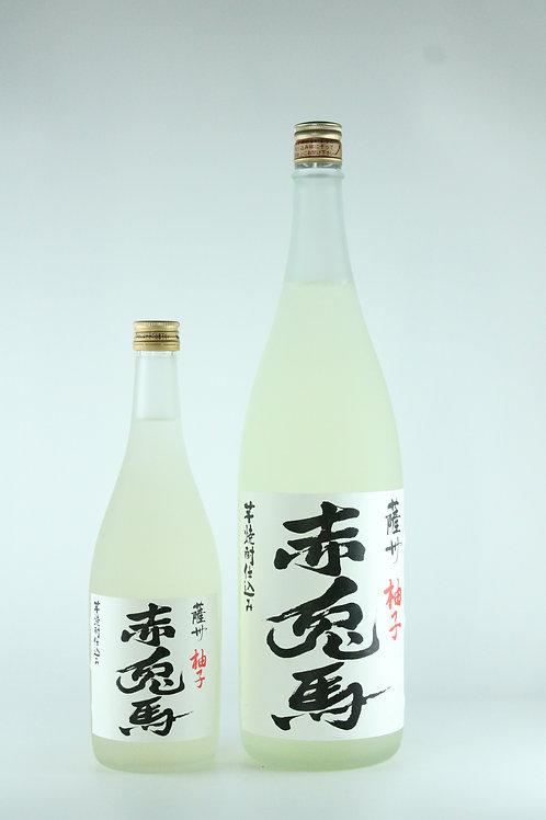 薩摩 赤兎馬 柚子 720ml
