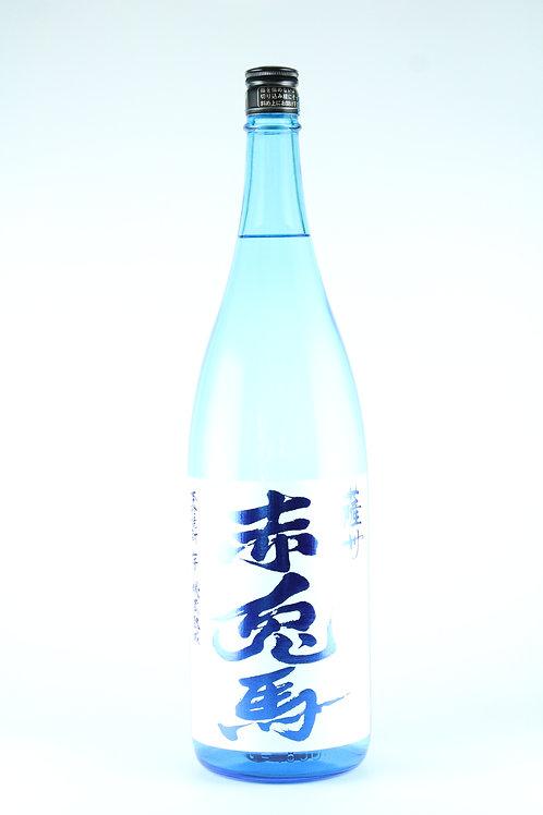 本格i芋焼酎 赤兎馬 ブルーボトル 1800ml