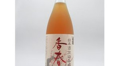 日本酒仕込みの梅酒 香春梅!