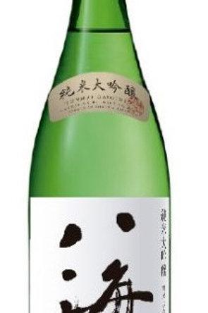 八海山 純米大吟醸 1800ml (箱無し)