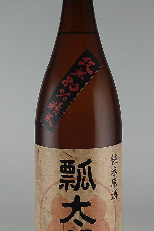 瓢太閤 純米生詰原酒 1800ml