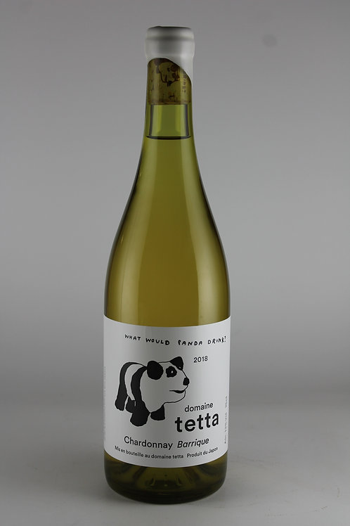 tetta 2018 Chardonnay Barrique 750ml