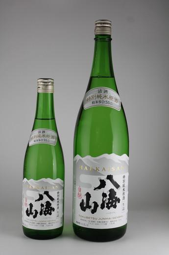 八海山 特別純米原酒 入荷です!