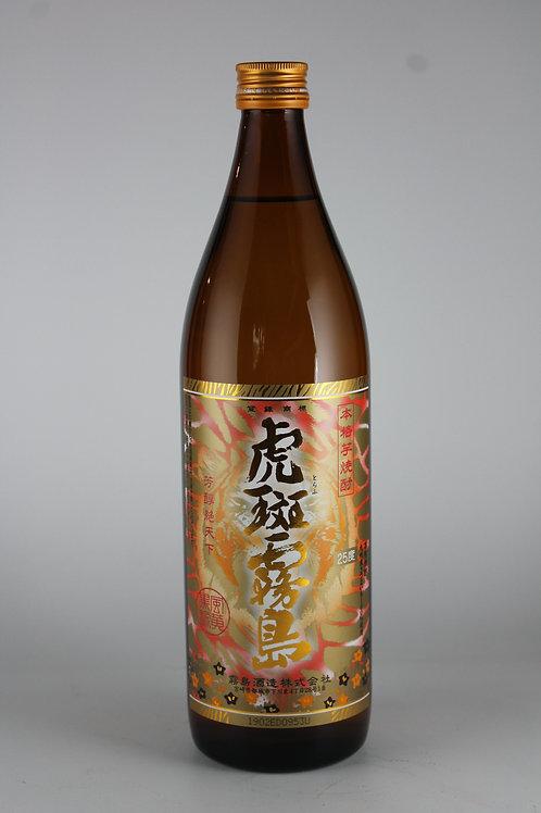 本格芋焼酎 虎斑霧島(とらふきりしま)  900ml