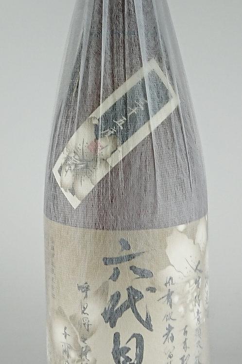 本格芋焼酎 六代目百合   35度  1800ml