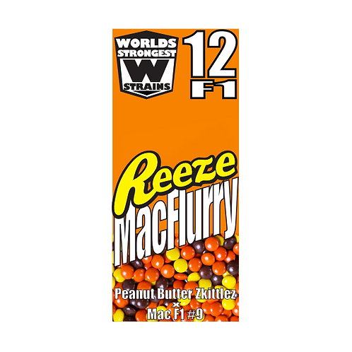 Reeze MacFlurry 12pk