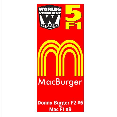 MacBurger 5pk