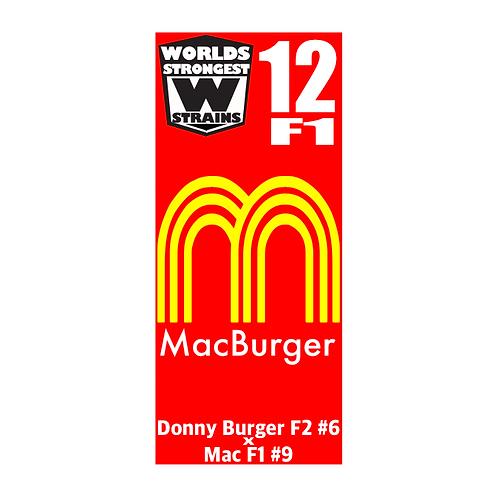 MacBurger 12pk