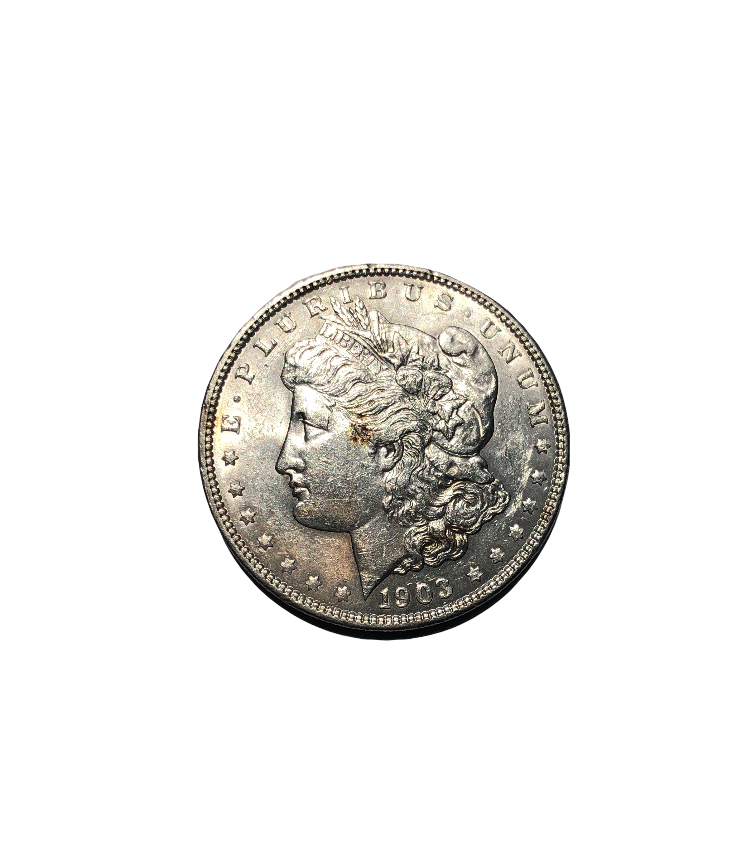 1903 Morgan Dollar (MS-60)