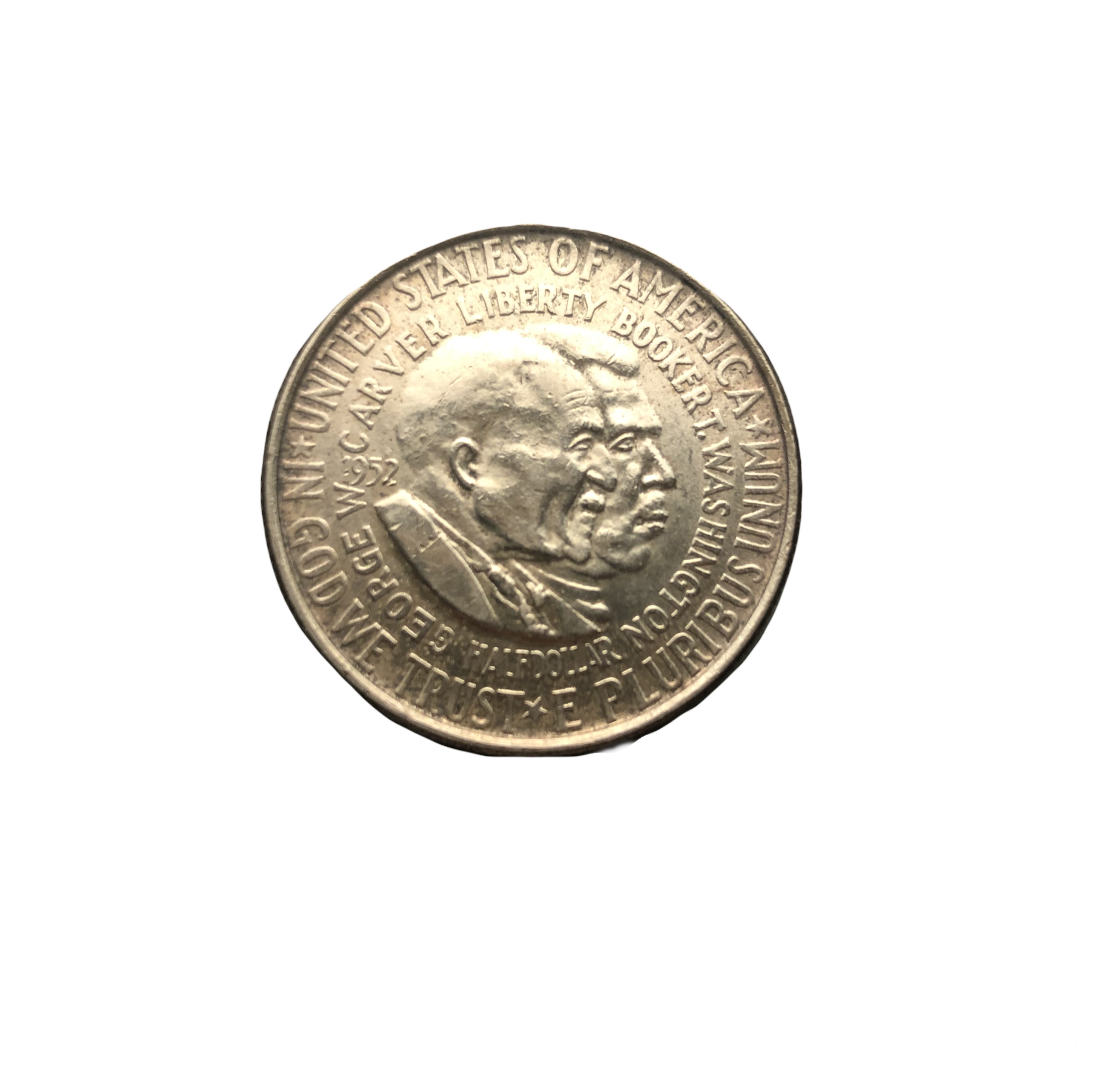 1952 Commemorative Half Dollar (MS-60)