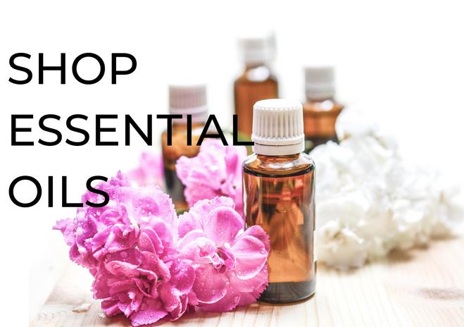 Essential Oils Range