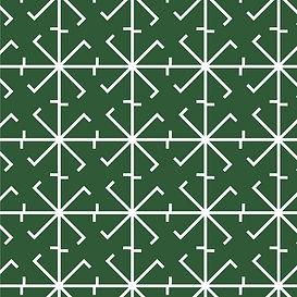 Print 4 White starbursts green bk-100.jp