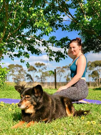 Tegan Barton  Founder of Big Wellbeing Co. Naturopath. Pilates instructor