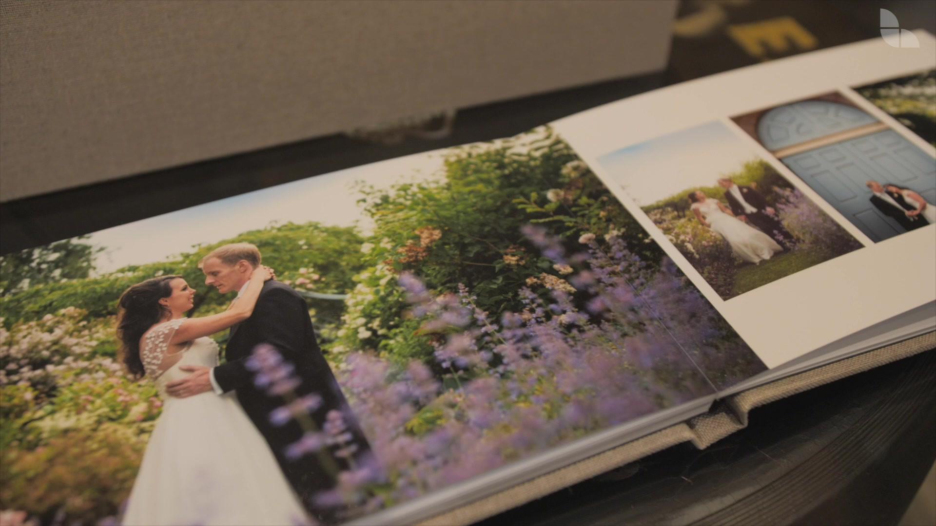 Photo Book & USB Film