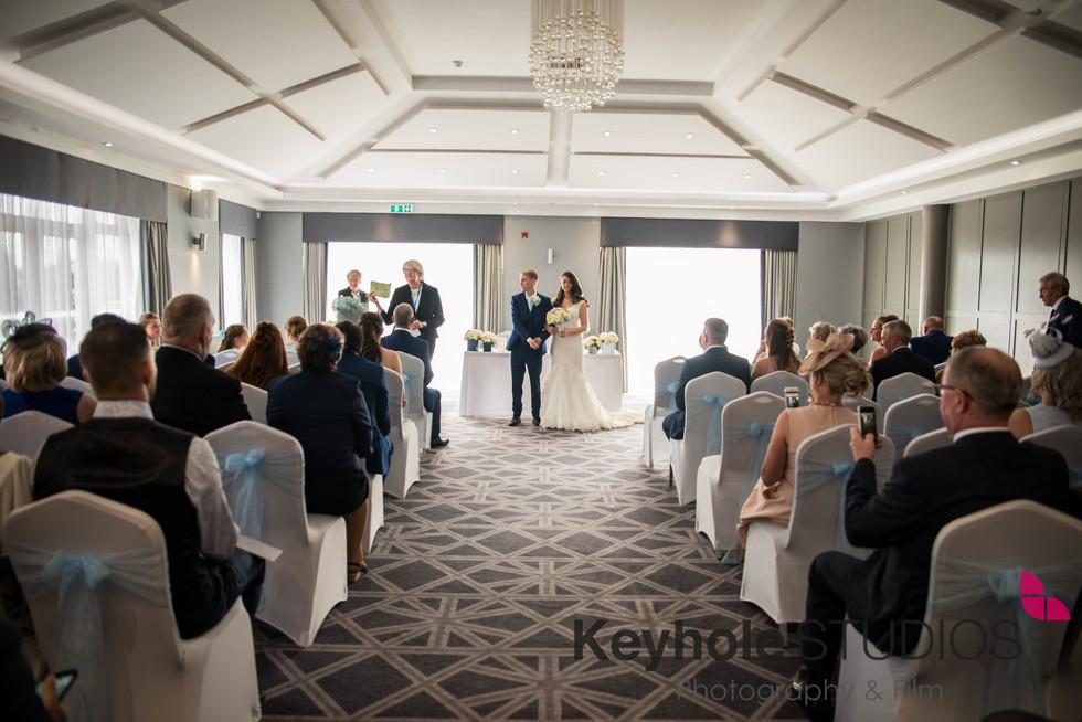 Formby Hall Hotel & Spa Wedding Photos