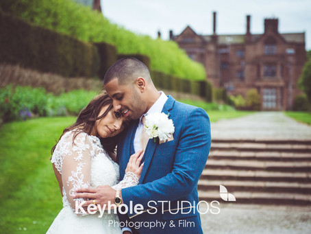 Wedding Photography & Wedding Videography  - Thornton Manor - Lakeside Marquee - Waterside Pavilion