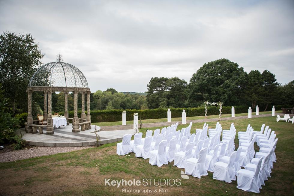 Hillbark Wedding Photos