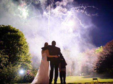 Real Weddings : Jess & Tom : Abbey House Hotel